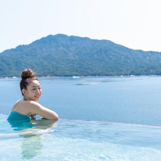 宮島から一番近い温泉郷宮浜グランドホテル