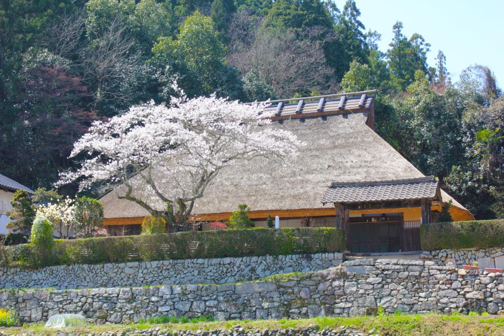 広島県の観光地安井家母屋