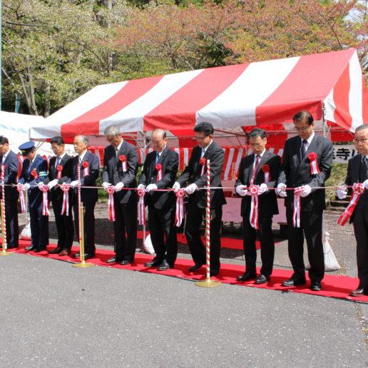 瀬戸内海をのぞむ広島のキャンプ場で、神楽や舞台が楽しめる