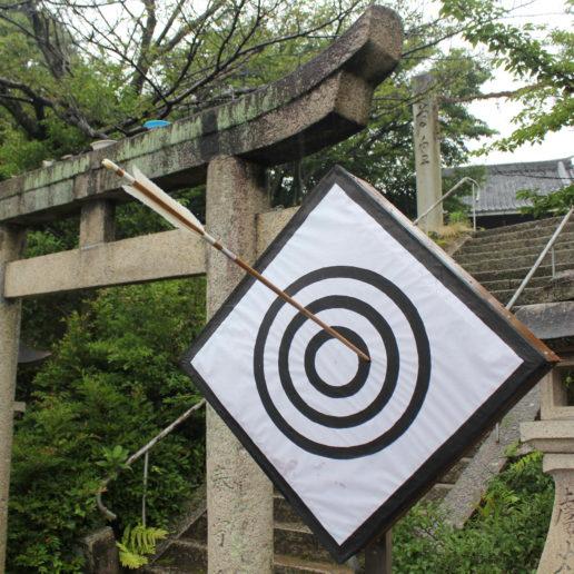初夏の広島観光でぜひ本物を見ていただきたいやぶさめ(流鏑馬)
