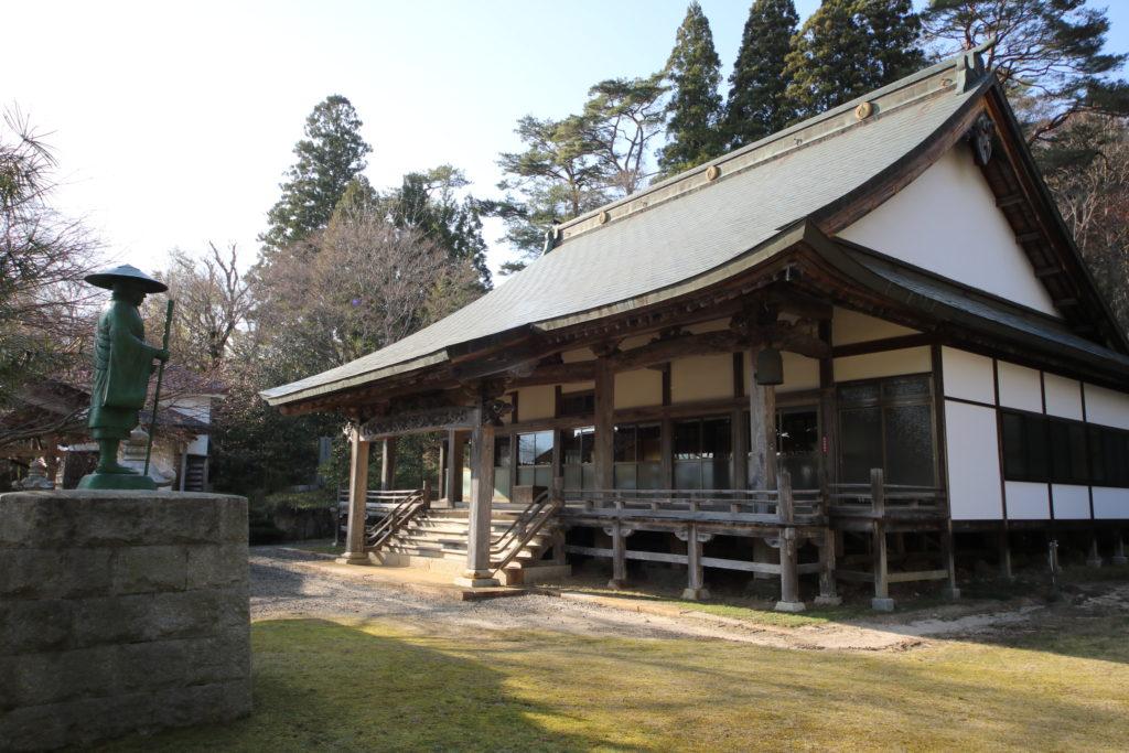 歴史ある観光名所教龍寺