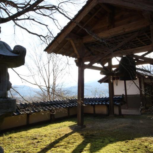 Kyoryu-ji temple is a good place to explore countryside of Hiroshima, Jpana
