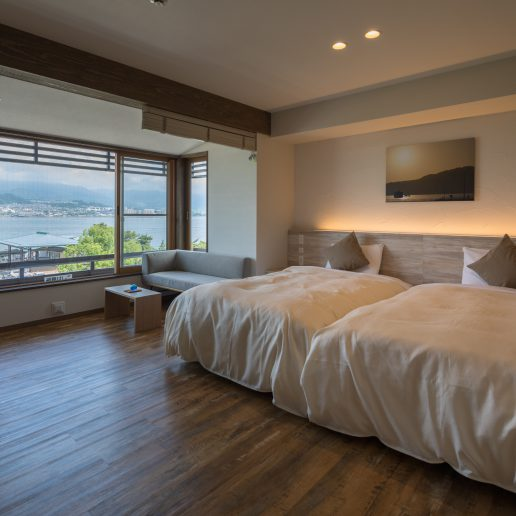 宮島別荘客室